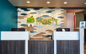 Fresh Orthodontics front desk